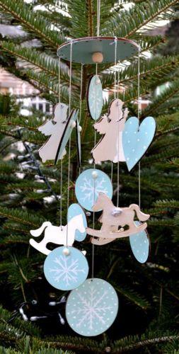Weihnachtsdeko: Engel vom Himmel